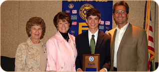 2009 Youth of the Year: T.J. Delaet, LaSalle High School
